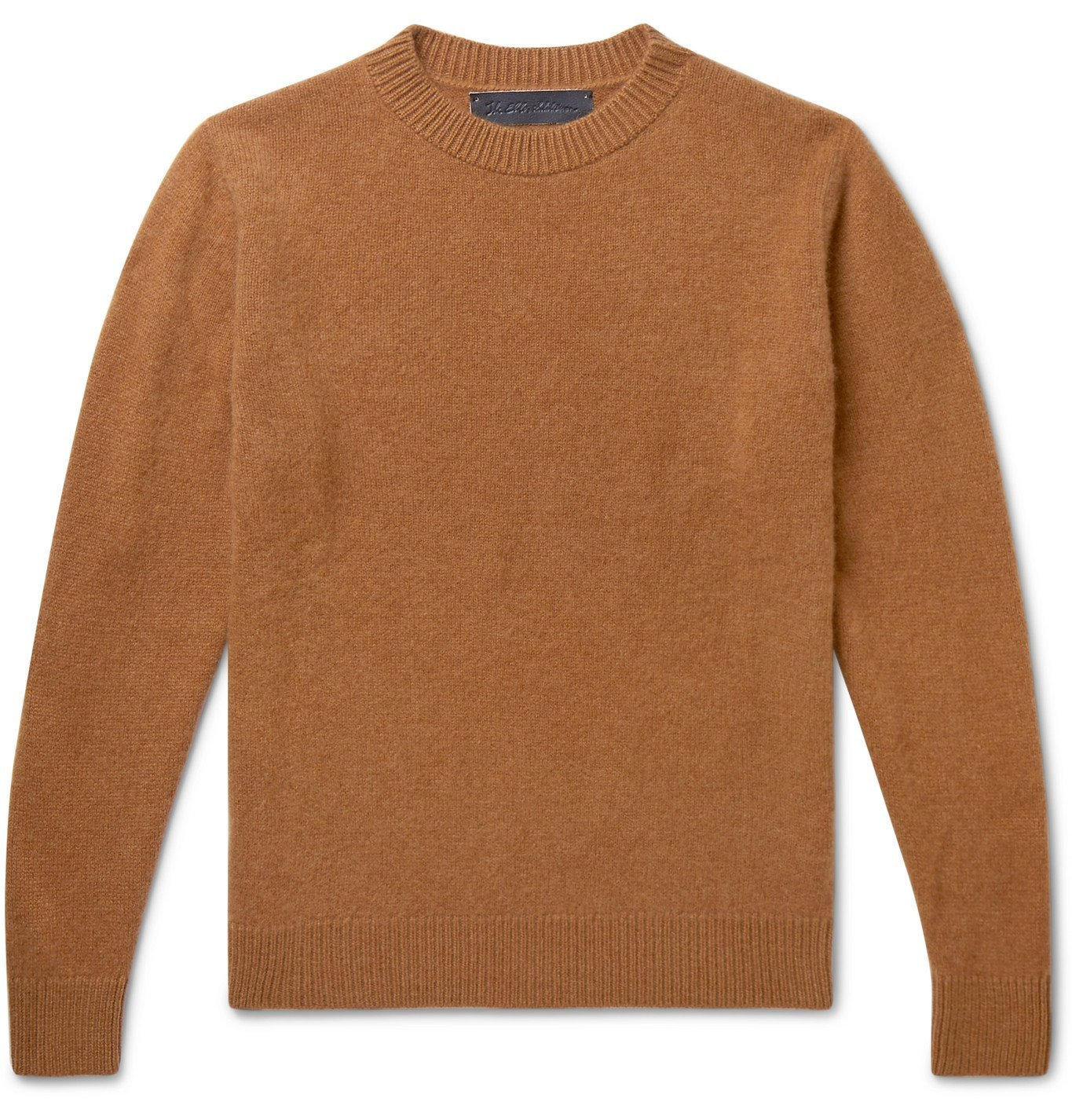 Photo: The Elder Statesman - Cashmere Sweater - Brown