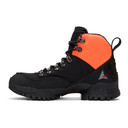 Alyx Black ROA Lace-Up Hiking Boots