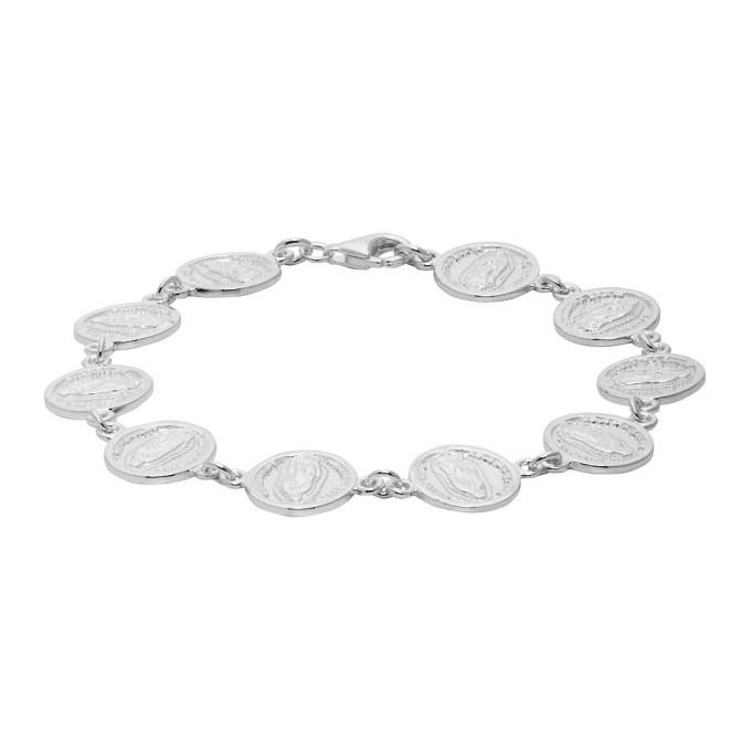 Photo: Dear Letterman Silver Medina Bracelet