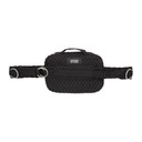 Raf Simons Black Eastpak Edition Quilted Loop Waist Bag