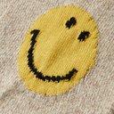 KAPITAL - Oversized Distressed Mélange Intarsia Wool Sweater - Neutrals