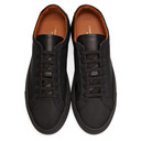 Common Projects Black Nylon Achilles Low Sneakers