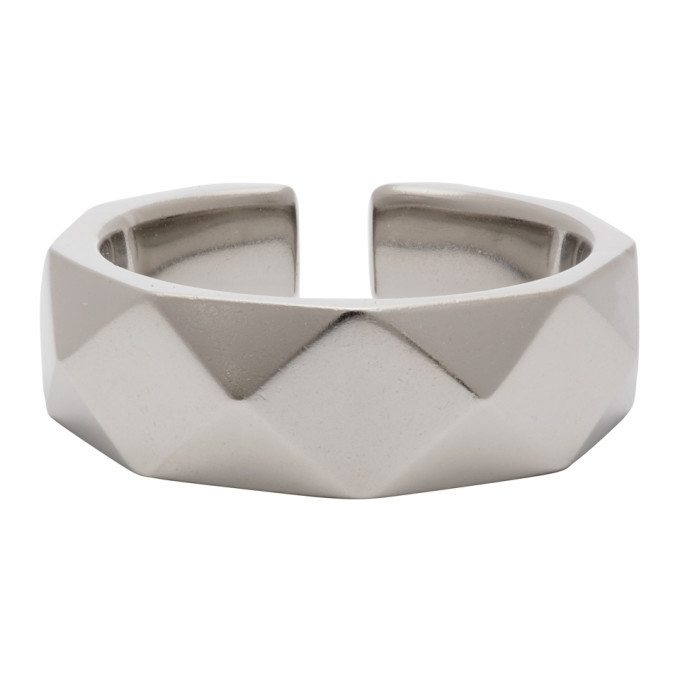 Photo: Isabel Marant Silver Miki H Ring