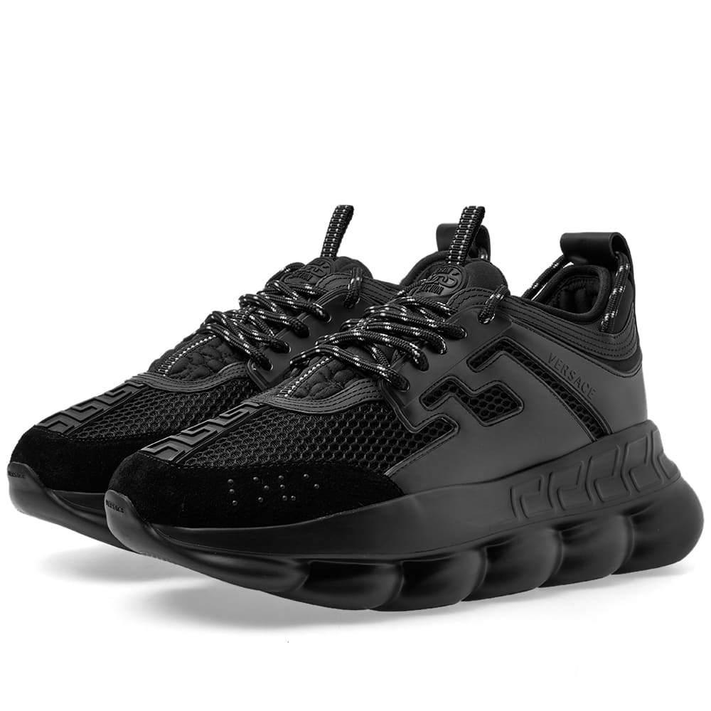 Photo: Versace Chain Reaction Sneaker