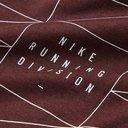 Nike Running - Rise 365 Run Mesh-Panelled Dri-FIT T-Shirt - Red