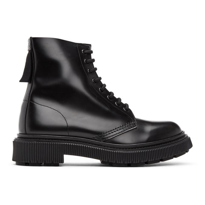 Photo: Etudes Black Adieu Edition Type 129 Boots