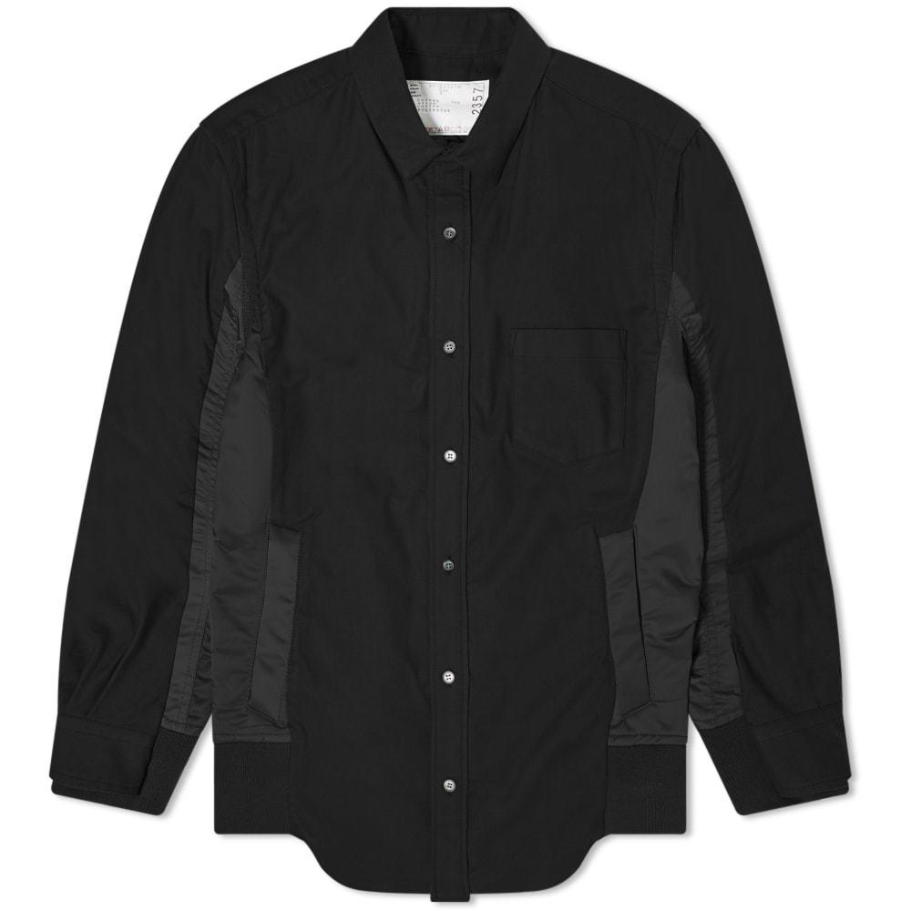 Sacai MA-1 Insert Shirt