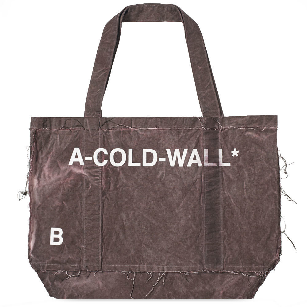 Photo: A-COLD-WALL* V1 Tote Bag
