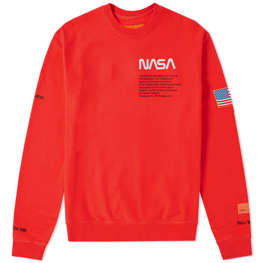 Heron Preston Crew Sweat