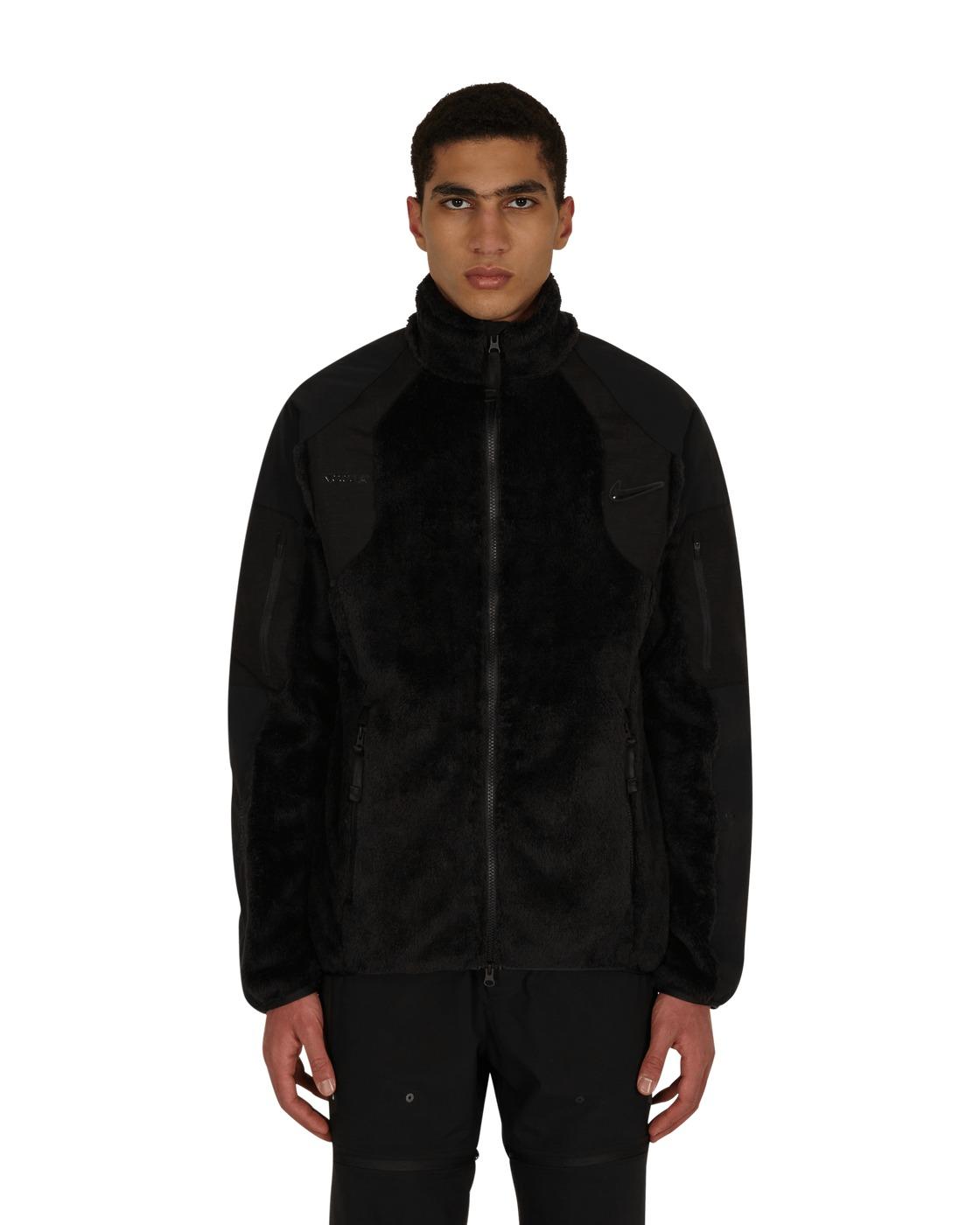 Photo: Nike Special Project Nocta Polar Fleece Jacket Black/Black