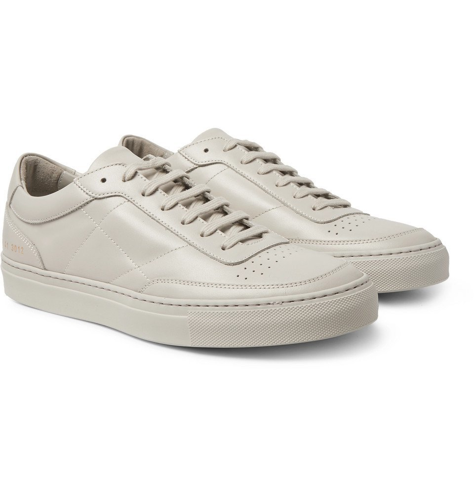 Common Projects - Resort Classic Leather Sneakers - Off-white