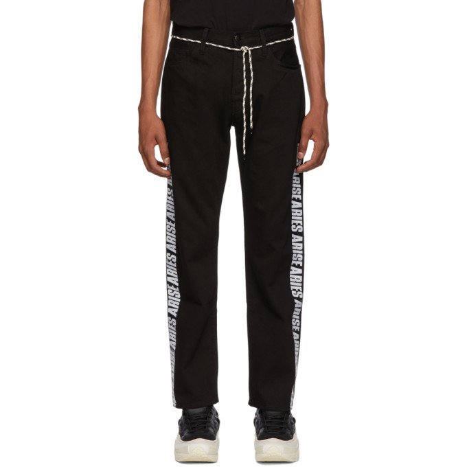 Aries Black Lilly Jeans