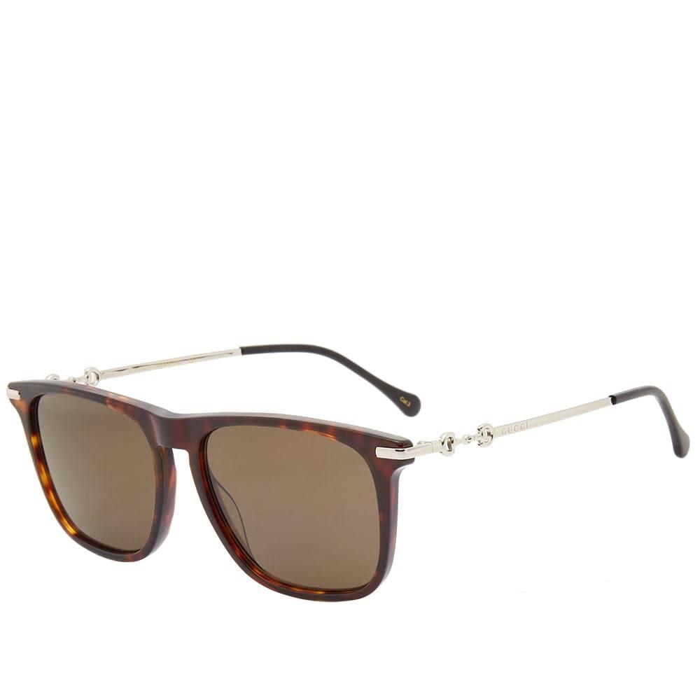 Photo: Gucci Horsebit Sunglasses