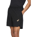 Asics Black Tennis Shorts