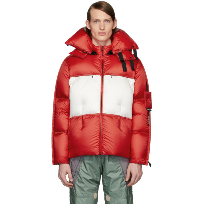 Photo: Moncler Genius 5 Moncler Craig Green Red Down Coolidge Jacket