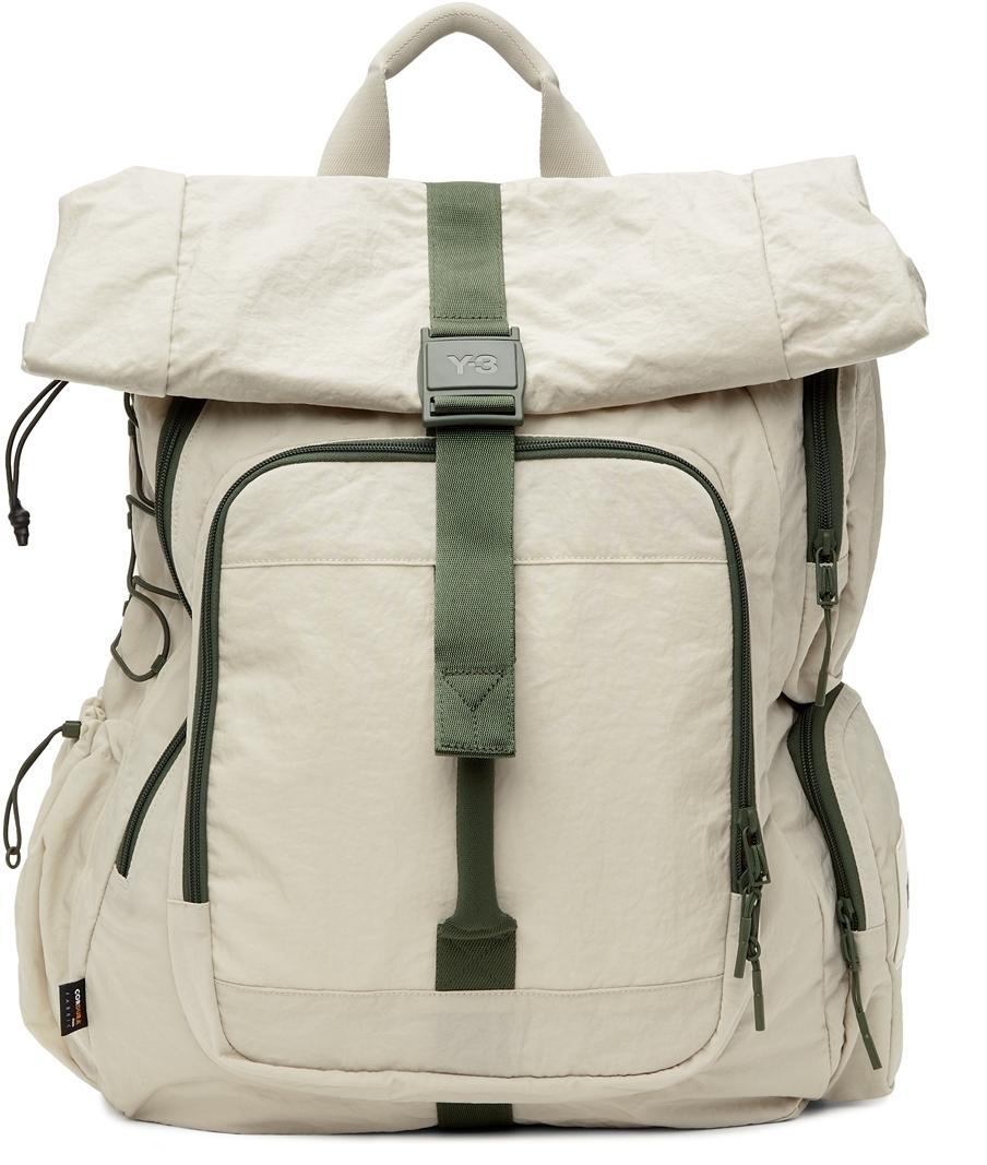 Photo: Y-3 Nylon Utility Backpack