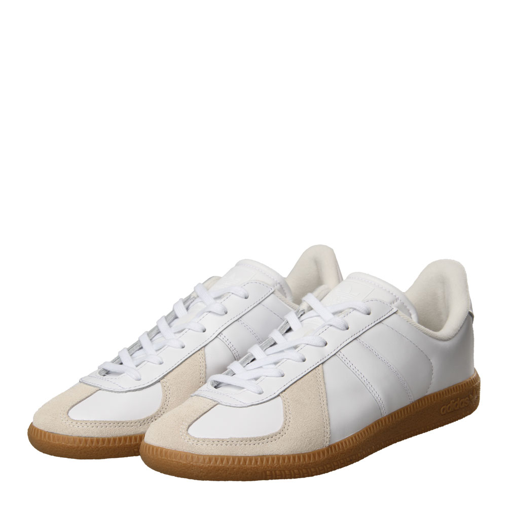 BW Army Trainers - White/Gum