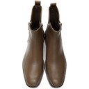 3.1 Phillip Lim Taupe Alexa Ankle Boots