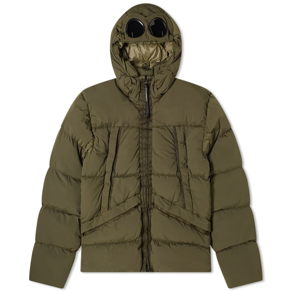 Photo: C.P. Company Nycra Recycled Down Jacket