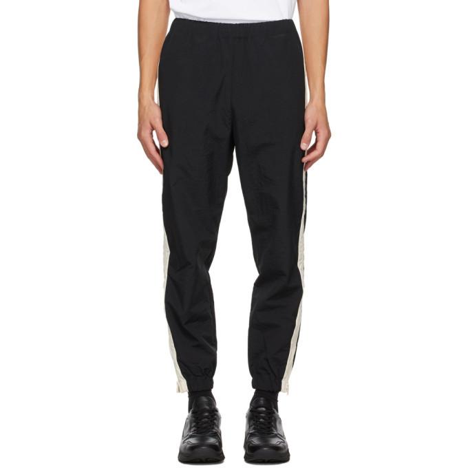 Photo: Kenzo Black Crispy Jogging Pants