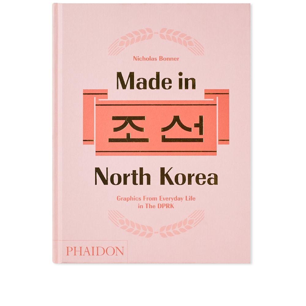Photo: Made in North Korea
