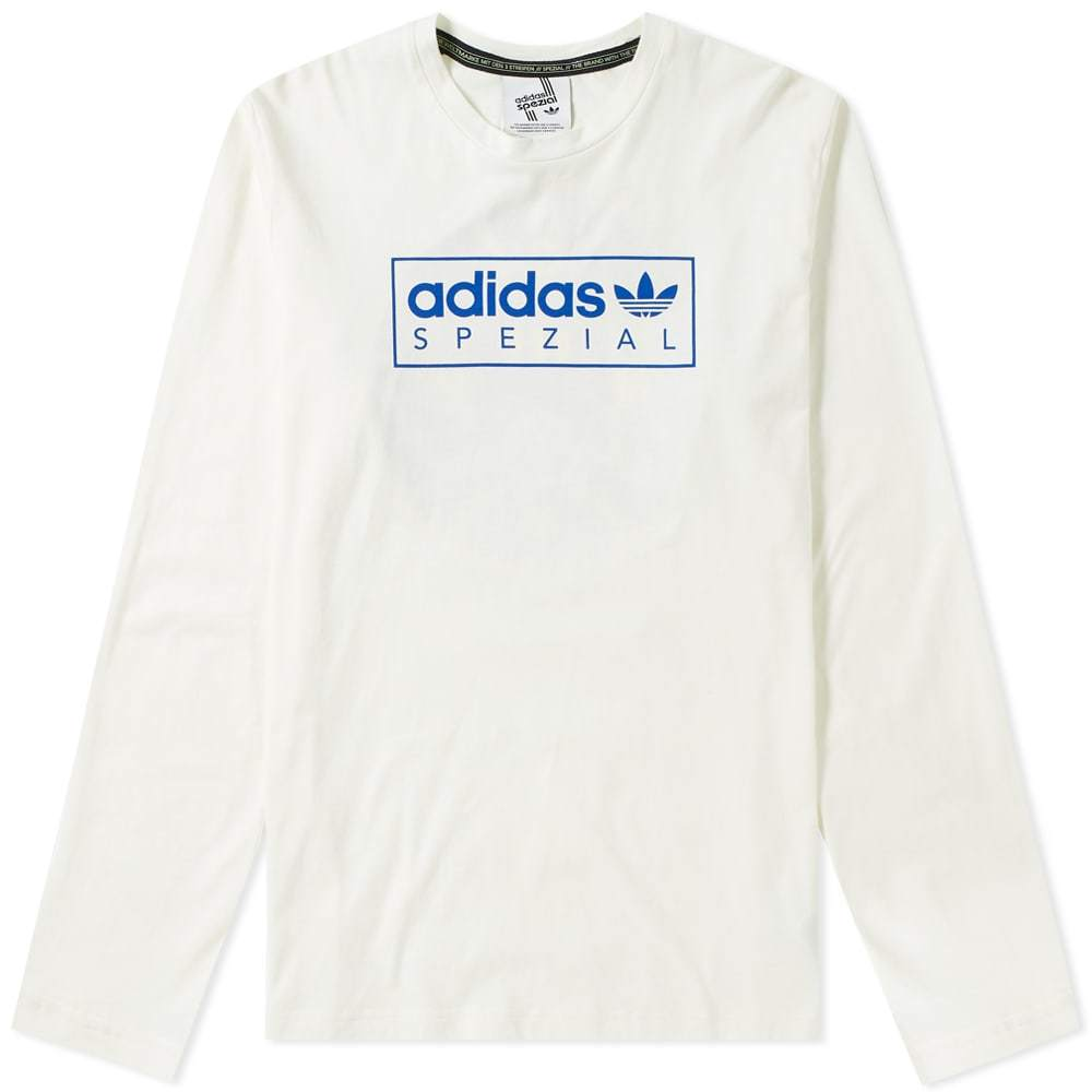 Photo: Adidas SPZL Long Sleeve Graphics Tee