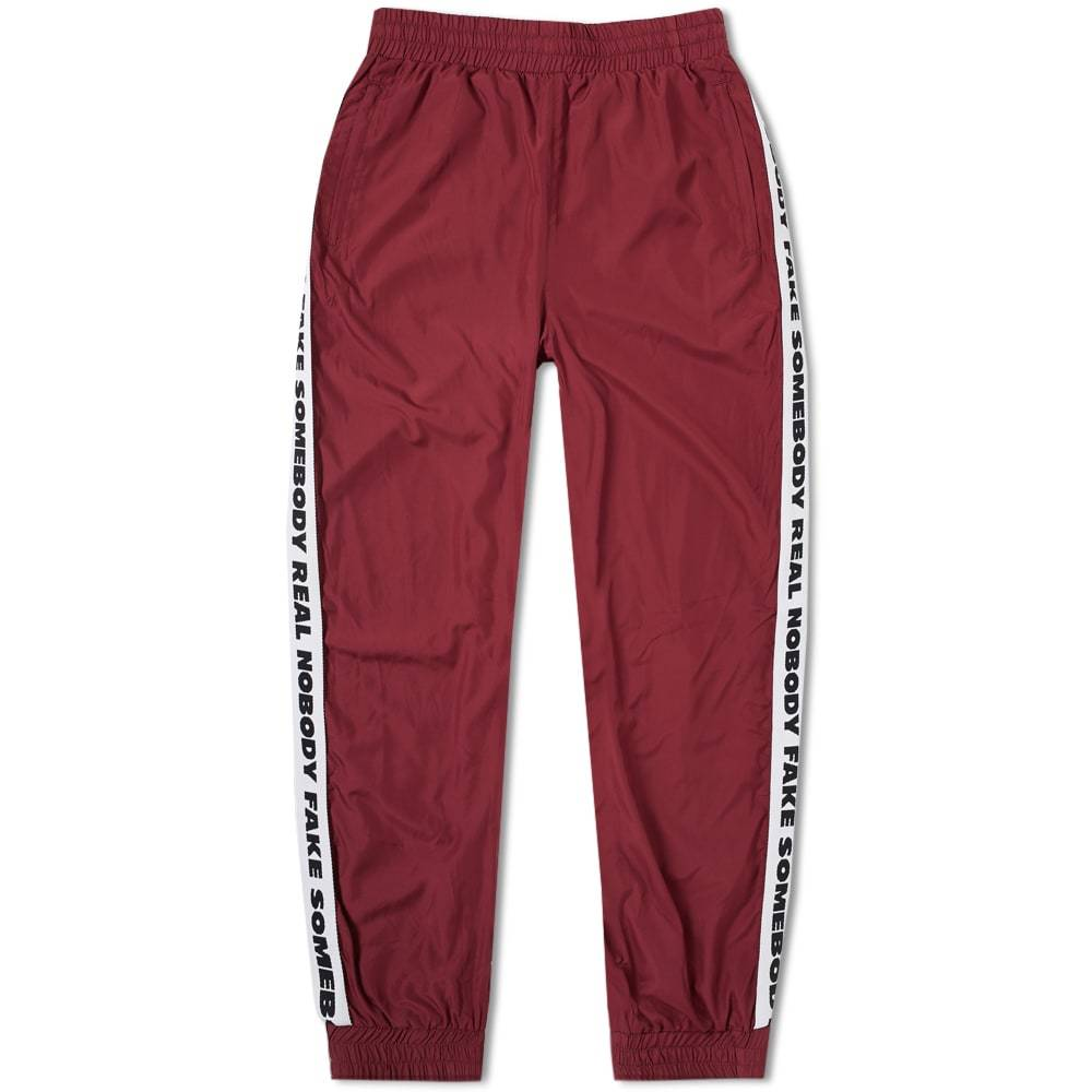 Wood Wood Robby Trouser Red