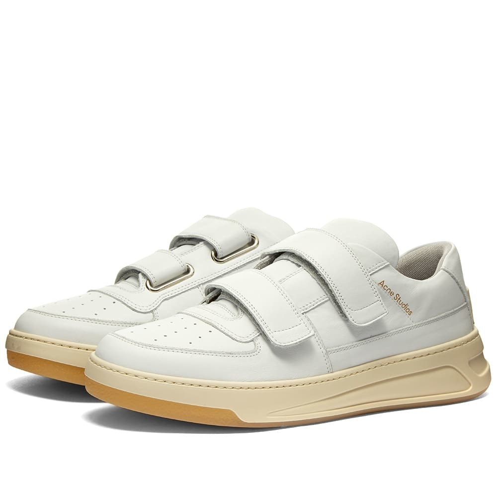 Photo: Acne Studios Perey Face 2 Strap Sneaker