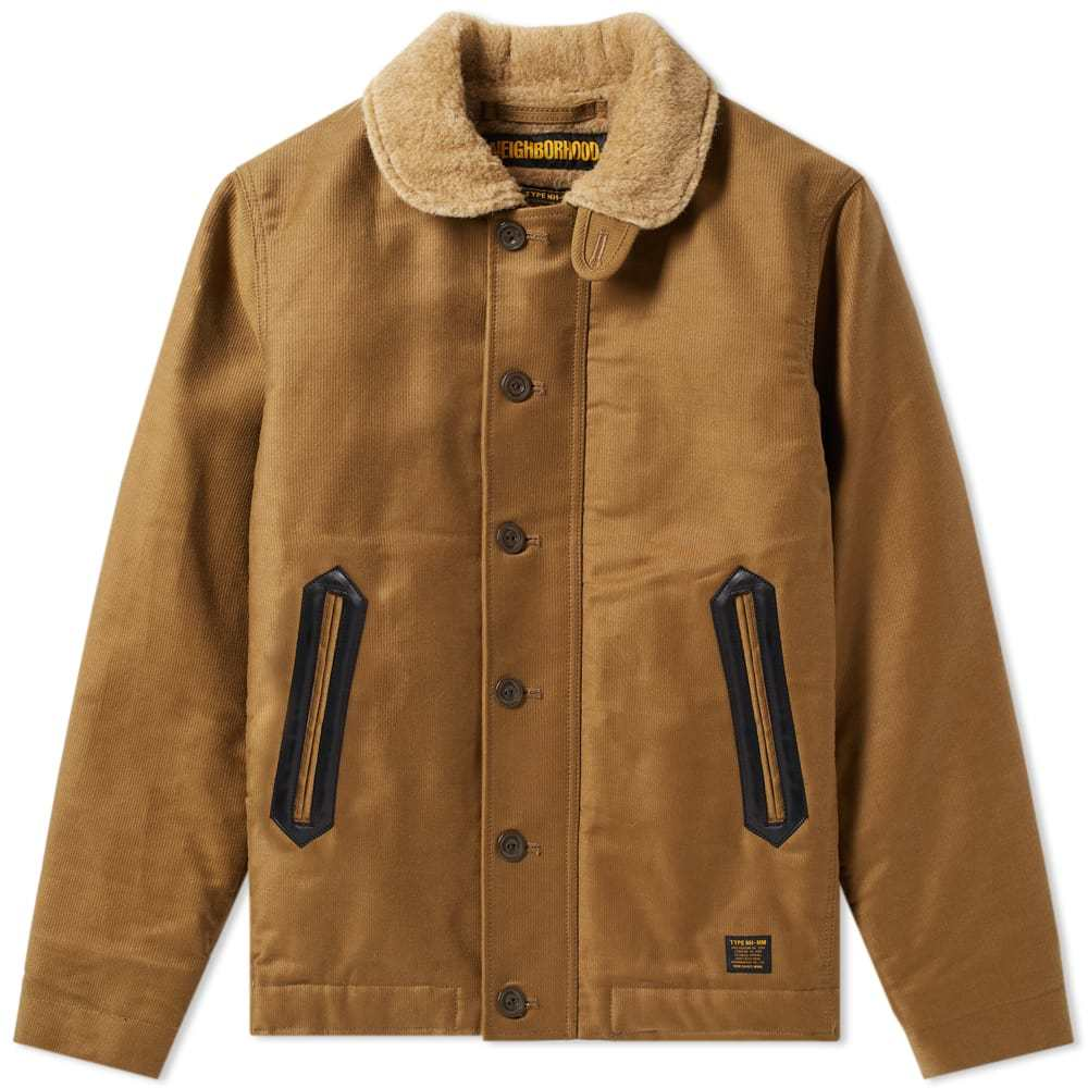 Photo: Neighborhood N-1D Jacket Khaki