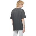 Ksubi Black Sign Of The Times T-Shirt