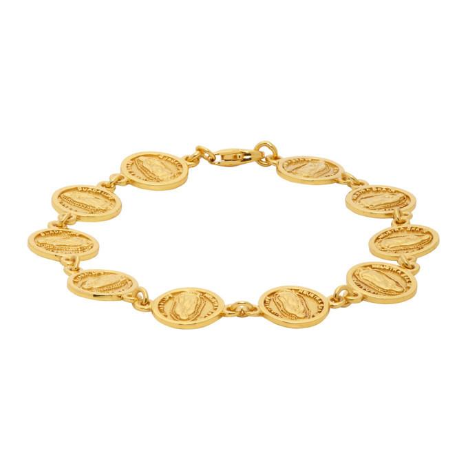Photo: Dear Letterman Gold Medina Bracelet