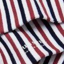 Sunspel - Striped Stretch Cotton-Blend Socks - Men - Navy
