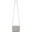 3.1 Phillip Lim Grey Micro Alix Crossbody Bag