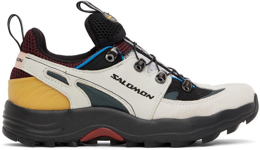 Photo: Salomon Multicolor Raid Wind Advanced Sneakers