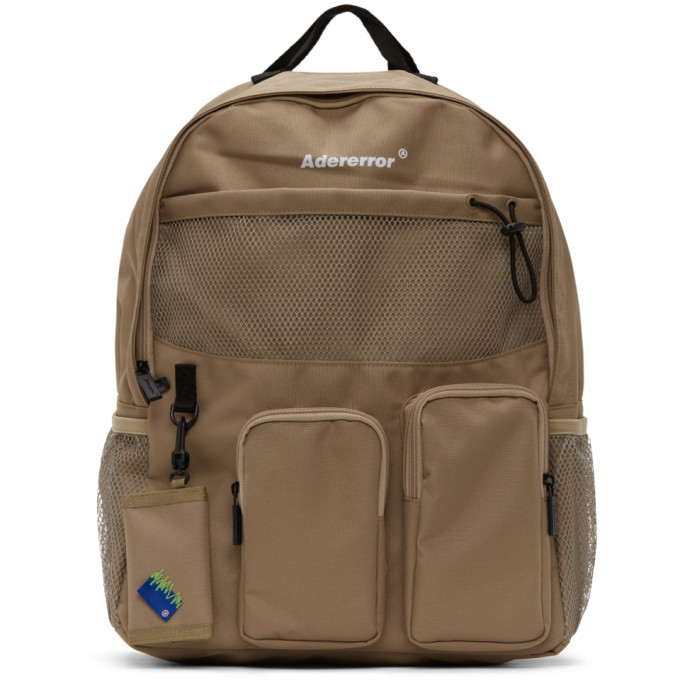 Photo: ADER error Brown Cartridge Backpack