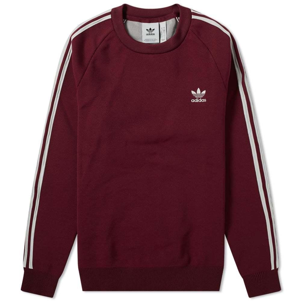 Adidas Knitted Crew Sweat