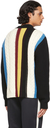 Dunhill Multicolor Wool Knit Striped Sweater