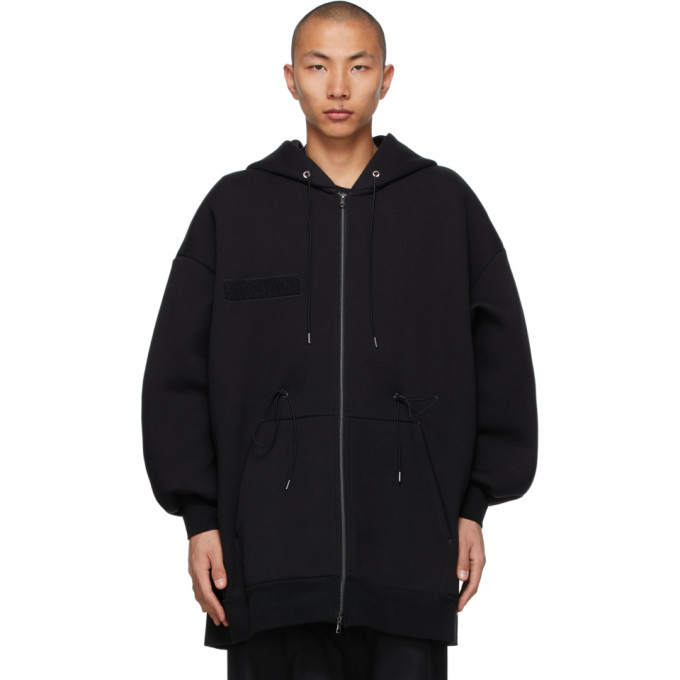 Photo: Fumito Ganryu Black Mods Parker Hoodie