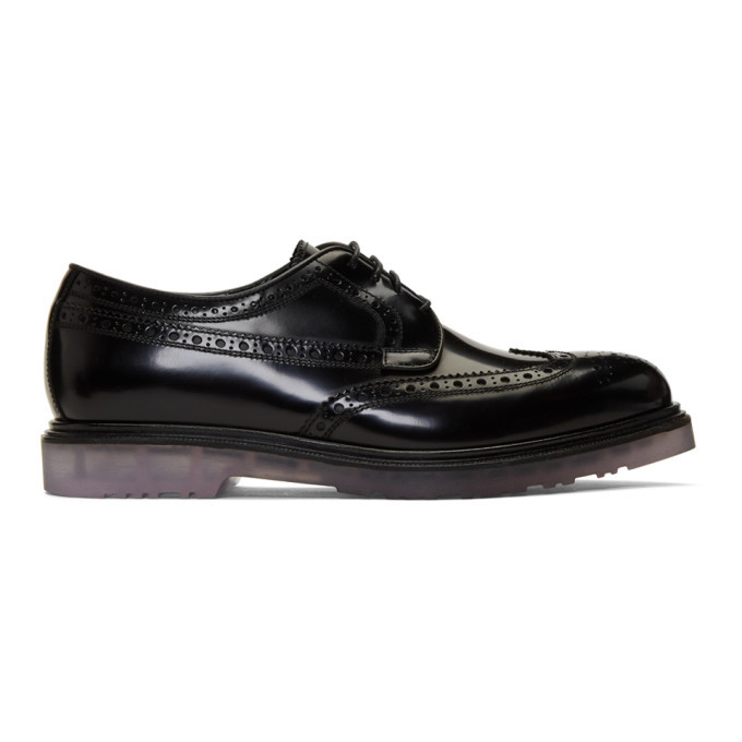 Photo: Paul Smith Black Crispin Brogues