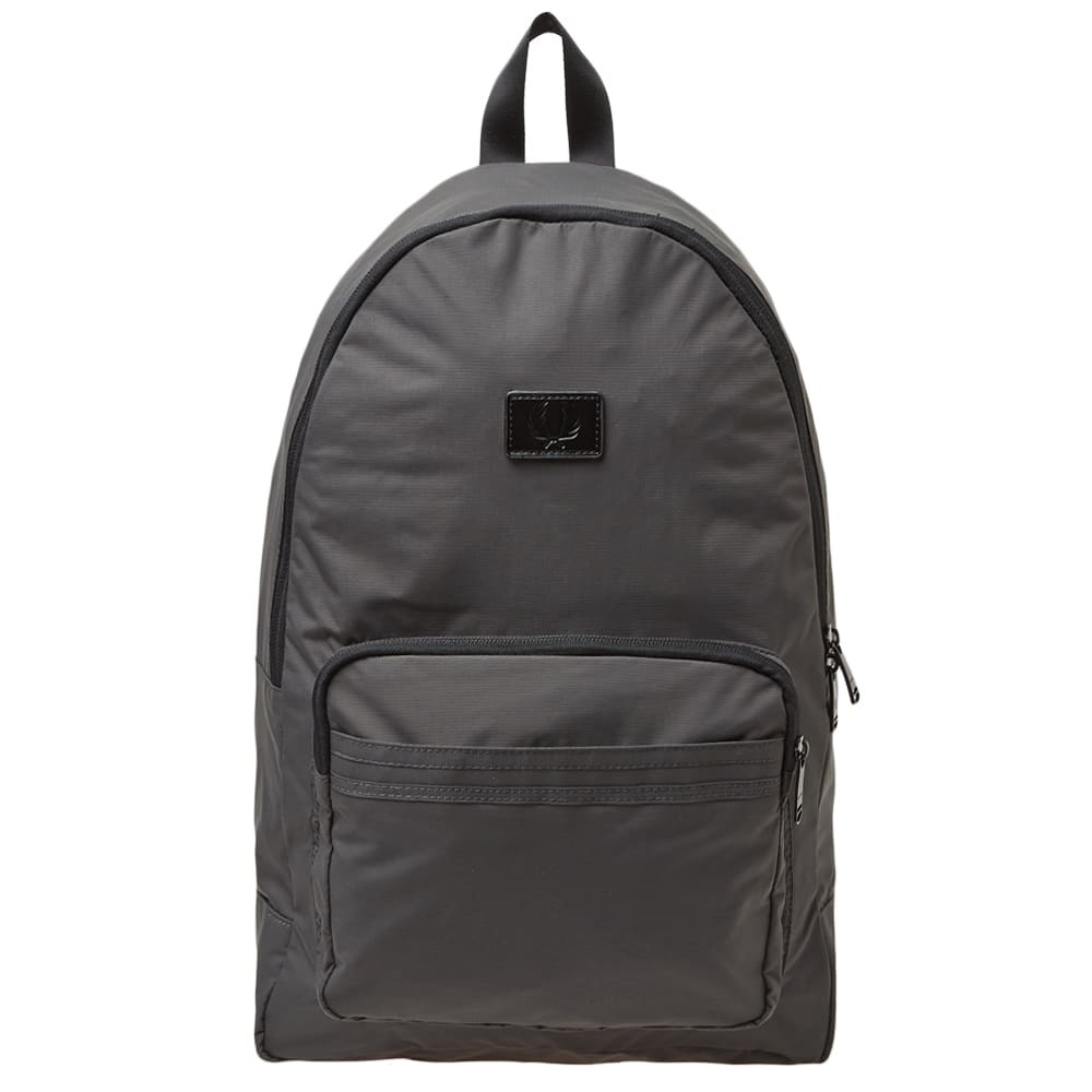 Photo: Fred Perry Ripstop Backpack