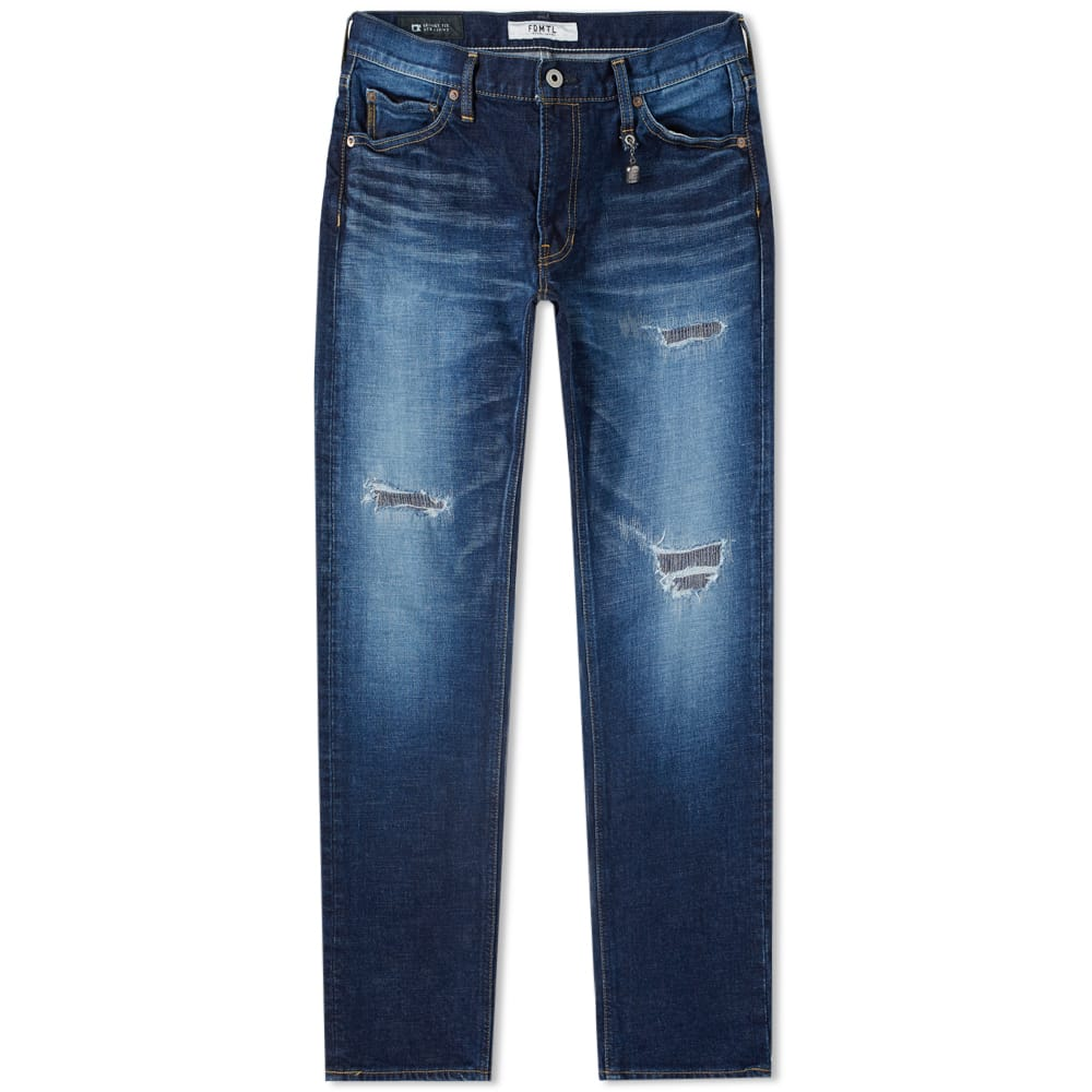 Photo: FDMTL Figure Skinny Fit Jean