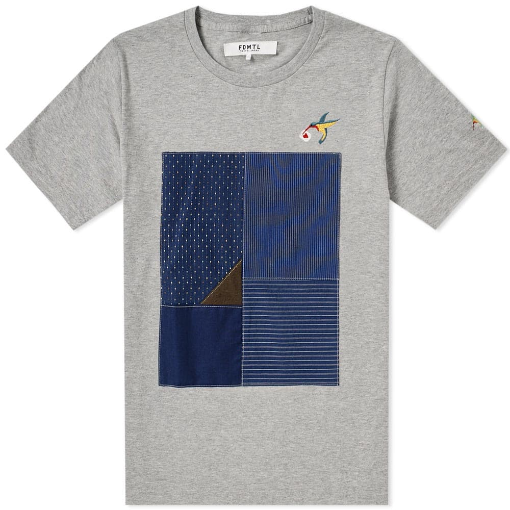 Photo: FDMTL Patchwork Tee