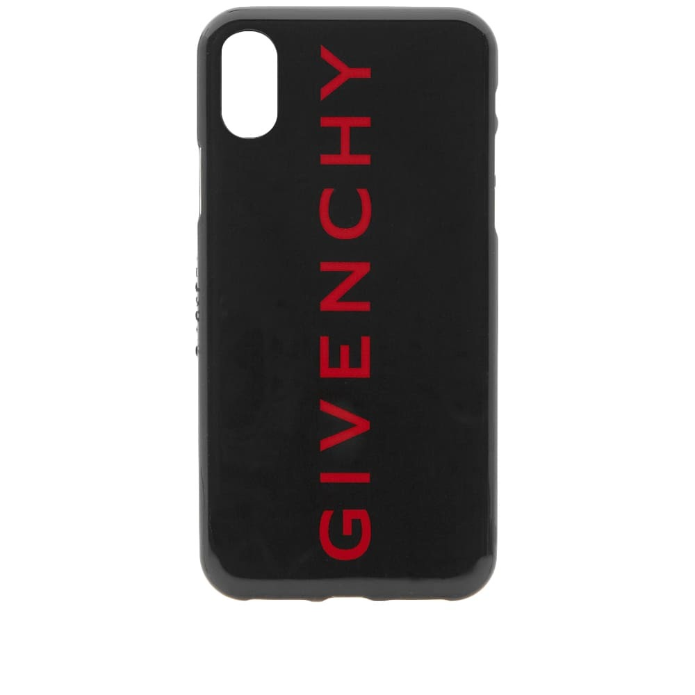 Photo: Givenchy Stencil iPhone X Case
