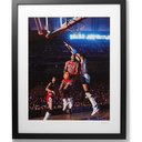"Sonic Editions - Framed 1987 Air Jordan II Print, 16 x 20"""" - Multi"