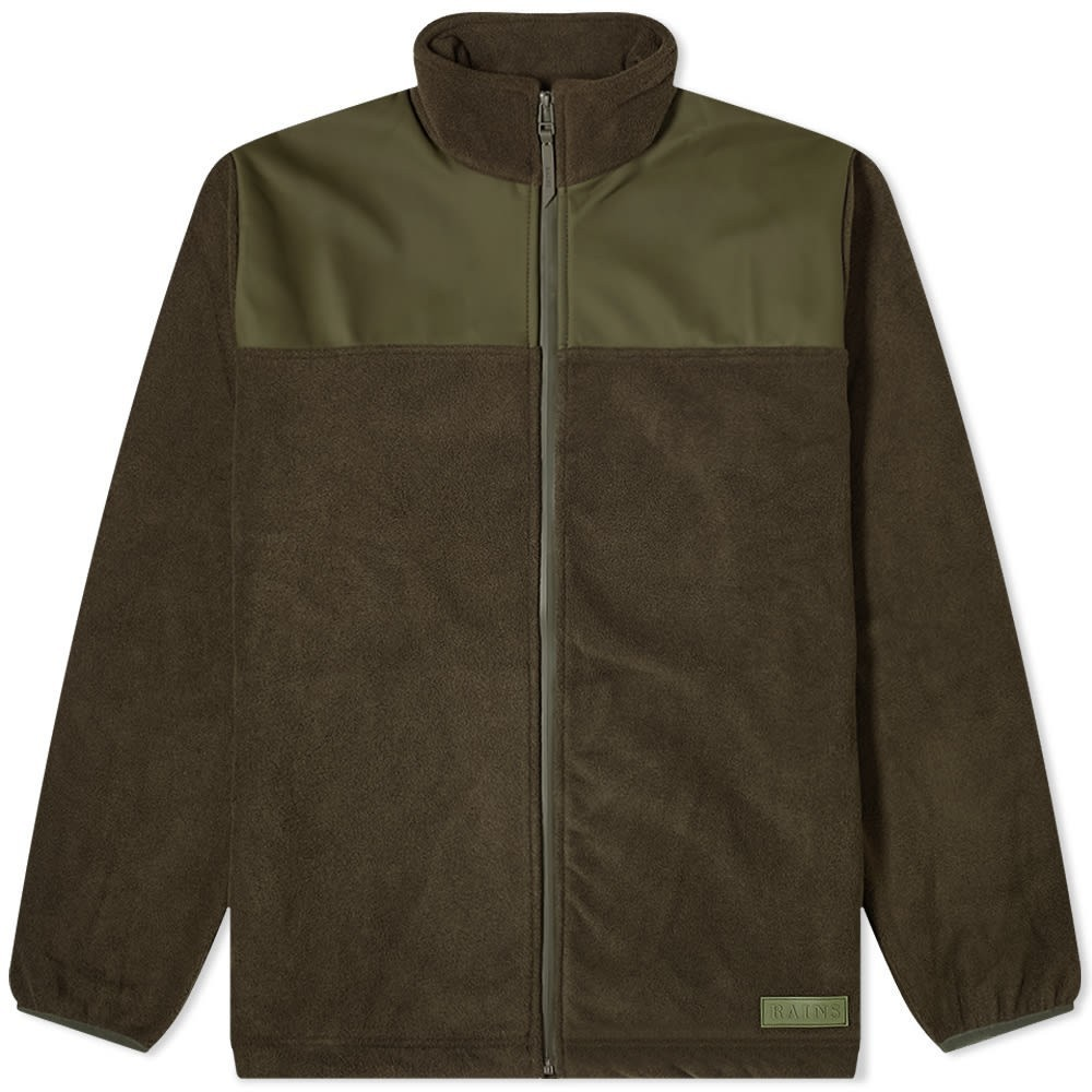 Photo: Rains Fleece Jacket