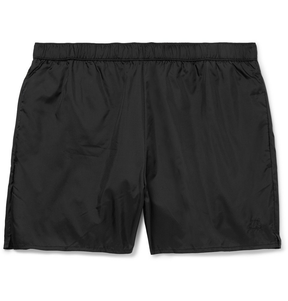 Photo: Acne Studios - Warrick Mid-Length Swim Shorts - Black