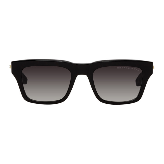 Photo: Dita Black and Grey Wasserman Sunglasses