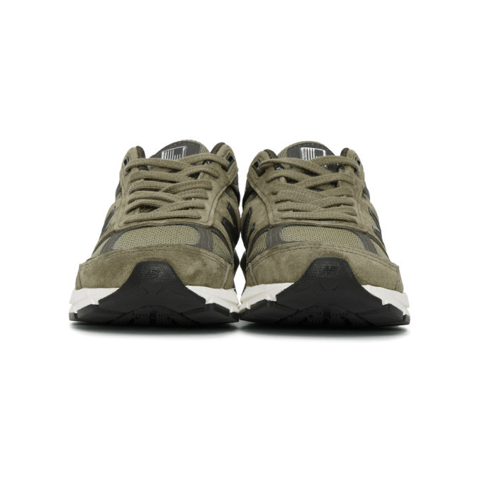 New Balance Green Made In US M990AE5 Sneakers