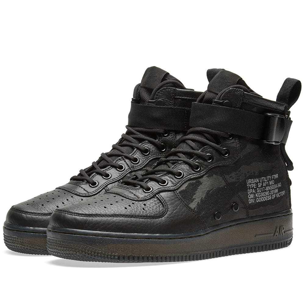 Photo: Nike SF Air Force 1 Mid QS
