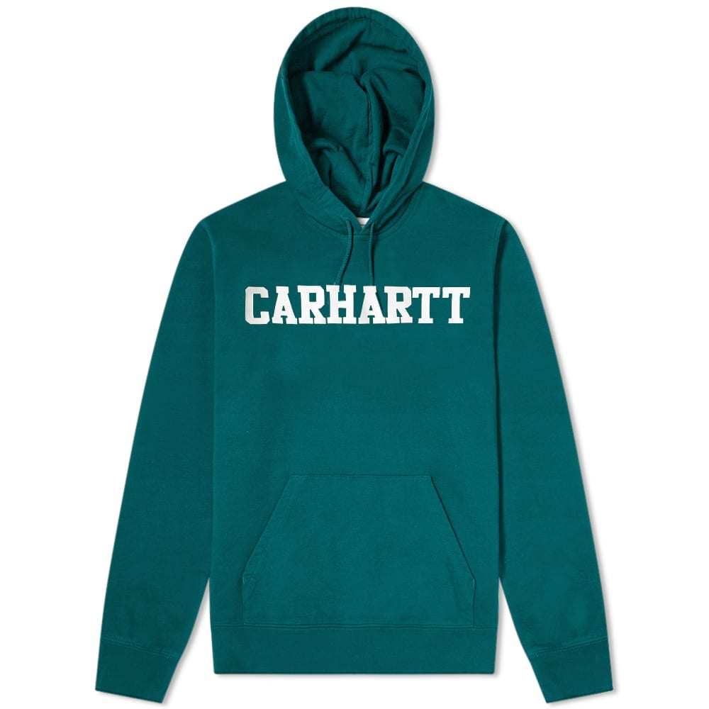 Photo: Carhartt Hooded College Sweat